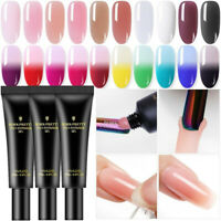 20ml Poly UV Extension Nail Gel Building Thermal Color-Changing Gel Born Pretty
