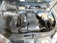 AUDI A4 ENGINE PETROL, 2.0, TURBO, MANUAL T/M TYPE, B7, BWE CODE, 08/04-07/09 BW