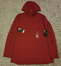 Cleveland Cavaliers Adult Large stitched Nike hooded NBA shirt! New, $45 tags!
