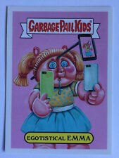 Garbage Pail Kids Topps 2016 American As Apple Pie Devolved 1b Egotistical Emma