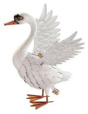 Victorian Trading Co White Swan Bird Garden Sprinkler