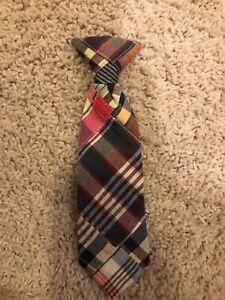 Infant Boys Neck Tie/clip-on
