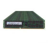 Samsung 8GB PC3L-10600R 2Rx4 DDR3-1333MHz 240pin ECC Server REG-DIMM Memory Lot