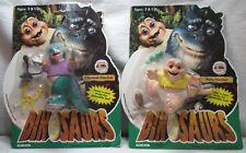 Hasbro Disney Dinosaurs Charlene & Baby Sinclair Sealed Action figures 7185 7183