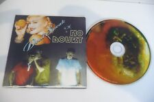 NO DOUBT(GWEN STEFANI) CD CARDSLEEVE DON'T SPEAK / GREENER PASTURES.