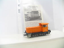 Brawa 0555 LOCOMOTIVE BR 312 orange de la DB AC Digital bs55