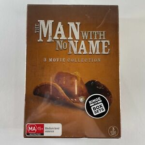 THE MAN WITH NO NAME 3 movie collection DVD NEW SEALED