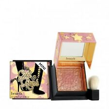 Benefit Gold Rush Blusher Warm Golden Blush Powder Brand New Mini 2.5g
