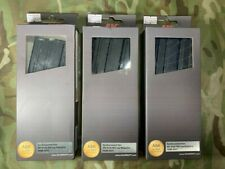 Pack Of 3 A&K Airsoft M4 HK416 45rd Mid Cap Plastic Magazines- Milsim SALE!