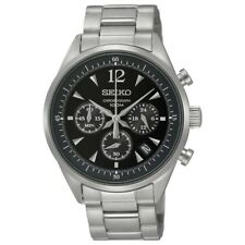 SEIKO Crono Elegant SSB067P1 wristwatch Quartz Man woman