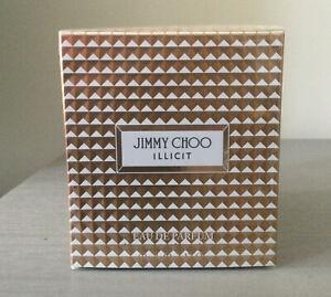 JIMMY CHOO ILLICIT 60ML EAU DE PARFUM **BRAND NEW / SEALED**