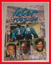 INTER 1993-94 Forte Edizioni ZENGA PELLEGRINI BAGNOLI