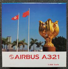 Phoenix Models 1/400 Scale Dragonair Airbus A321. B-HTJ