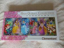 Disney Princess - Clementoni - Jigsaw - Panorama