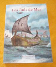 Cahun LéonLes Rois De Mer marine roman maritime