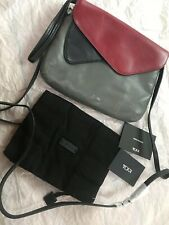 New TUMI Multi Leather Small Messenger & Crossbody Bag