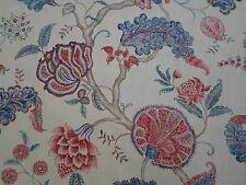Sanderson Curtain Fabric 'Palampore' Antique 4 METRES (400cm) 100% Linen
