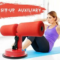 Sit Up Equipment Machine Leg Holder Abdominal Ab Exercise Suction cup Home