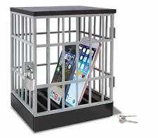 Mobile Phone Smartphone Jail Cell Prison Lock Up Safe Dinner Time Restuarant