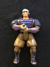"1986 THUNDERCATS HACHIMAN * Vintage Action Figure  6"" tall Mancave"