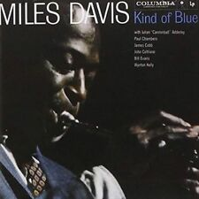 Miles Davis - Kind of Blue CD With Bonus Track Not on Original LP