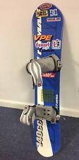 SnowBoard Lamar 140cc X2 Series Full Size with Ride Bindings