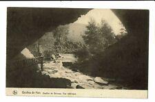 CPA-Carte postale  Belgique -Grotte de Han- Gouffre de Belvaux -vue intérieure-1