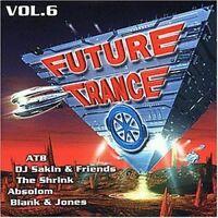 Future Trance 06 (1998) DJ Sakin & Friends, Kai Tracid, ATB, Paul van D.. [2 CD]