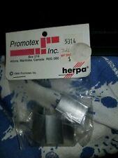 HO 1/87 Promotex / Herpa Chrome-plated Airfoils Set of 5 NIP 5314