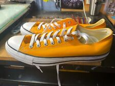 Converse CTAS OX Orange Ray Size US 10 Men 159676F New Chuck Taylor All Star