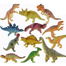 Fad Dinosaur Play Toy Animal Action Figures Novelty Fashion Collection P&C