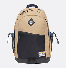 Zaino Element Skate Backpack tempo scuola uomo donna-Camden BPK-Canyon Khaki