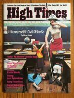 High Times Magazine May 1977 NEW Fabulous Furry Freak Brothers Shelton Sheridan
