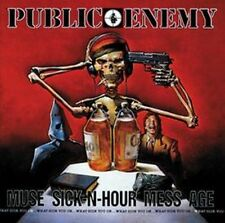 Public Enemy - Muse Sick N Hour Mess Age (NEW CD)