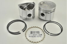 Engine Pistons .020 Oversize Fits Dodge Colt Arrow Champ & Challenger RY6080-020
