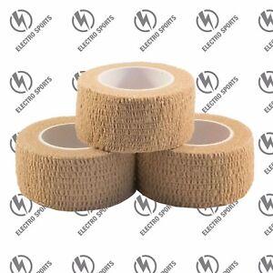 Cohesive Bandage - 6 Rolls x 25mm x 4.5m