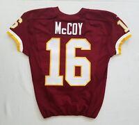 #16 Colt McCoy (QB) of Washington Redskins NFL Game Issued Jersey