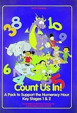 Count Us in: A Pack to Support the Numeracy Hour at Key Stages 1 and 2 by Rowle