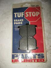 Honda NEW front Brake Pads Parts Unlimited TSRP-651 GL1000 CB 400 750 900 CX 500