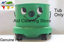 Numatic Industrial George Carpet Cleaning Vacuum Cleaner Hoover Green Tub House