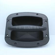 2PCS Black ABS Plastic Recessed Handle For Guitar Amp Cabinet Speaker 175*152mm