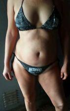 MMA, UFC, Tapout, Ronda Beach Bikini by Hitman.  L top S Butt.  Be a beach bunny