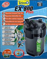Außenfilter Tetra tec EX 800 plus Aquarium Filter  24 Std.Ver.