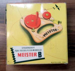 Fesselflug Steuergriff Meister B von Graupner