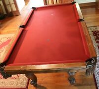 Pool Table World Of Leisure Billiards