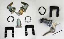 NEW 1967-1969 Ford Mustang Lock set doors & Ignition & Trunk All 4 Locks