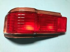 "Toyota Corona Mark 2 Sedan 1968 LH Tail light assembly ""All Red"" NOS"