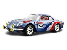 RENAULT ALPINE A110 1:24 scale diecast model die cast models metal car