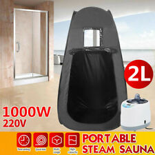 2L Portable Home Spa Steam Sauna Tent Loss Weight Slimming Skin Spa Machine 220V