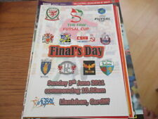 THE  FAW  FUTSAL  CUP  FINALS  DAY   2011  L@@K